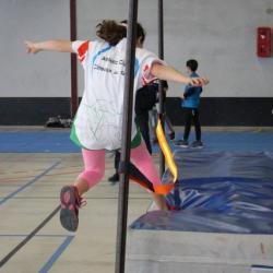 saut en hauteur Elsa Logeart