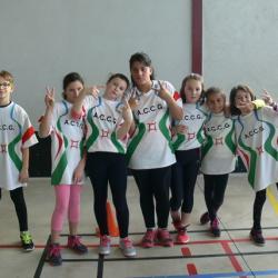 ACCG équipe Poussins
