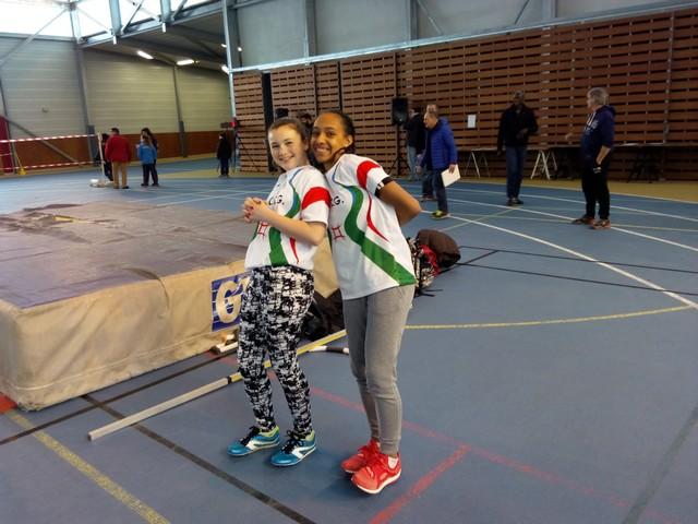 Grand Prix de Foix  BE-MI 12 février