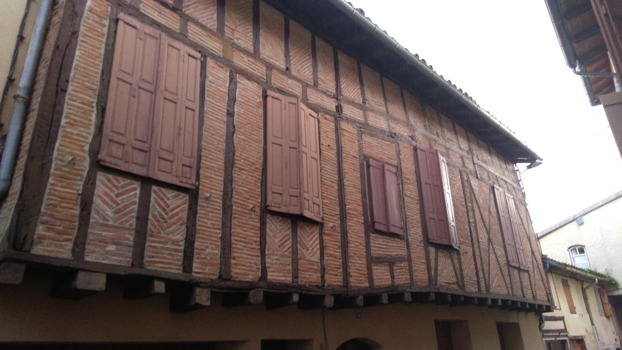 maison colombage