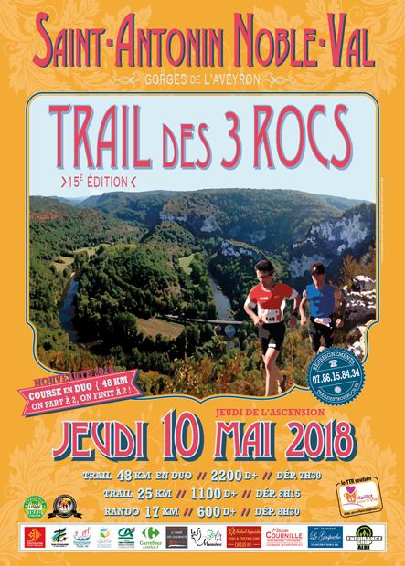 Fyer v2 trail des 3 rocs